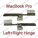 "Apple Macbook Pro 17"" Left & Right Hinge Set  NEW"