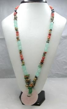 Bohemian New Style Natural gemston Necklace