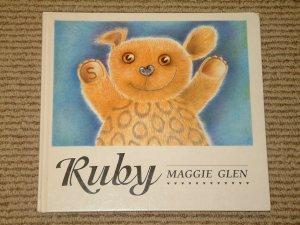 Ruby by Maggie Glen the special teddy bear