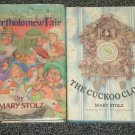 The Cuckoo Clock and Bartholomew Fair by Mary Stolz