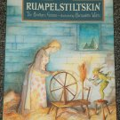 Rumpelstiltskin The Brothers Grimm and Bernadette Watts HB DJ