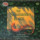 the Salamander Room by Anne Mazer and Steve Johnson
