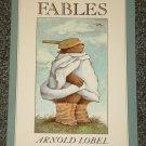 Fables by Arnold Lobel Caldecott Medal