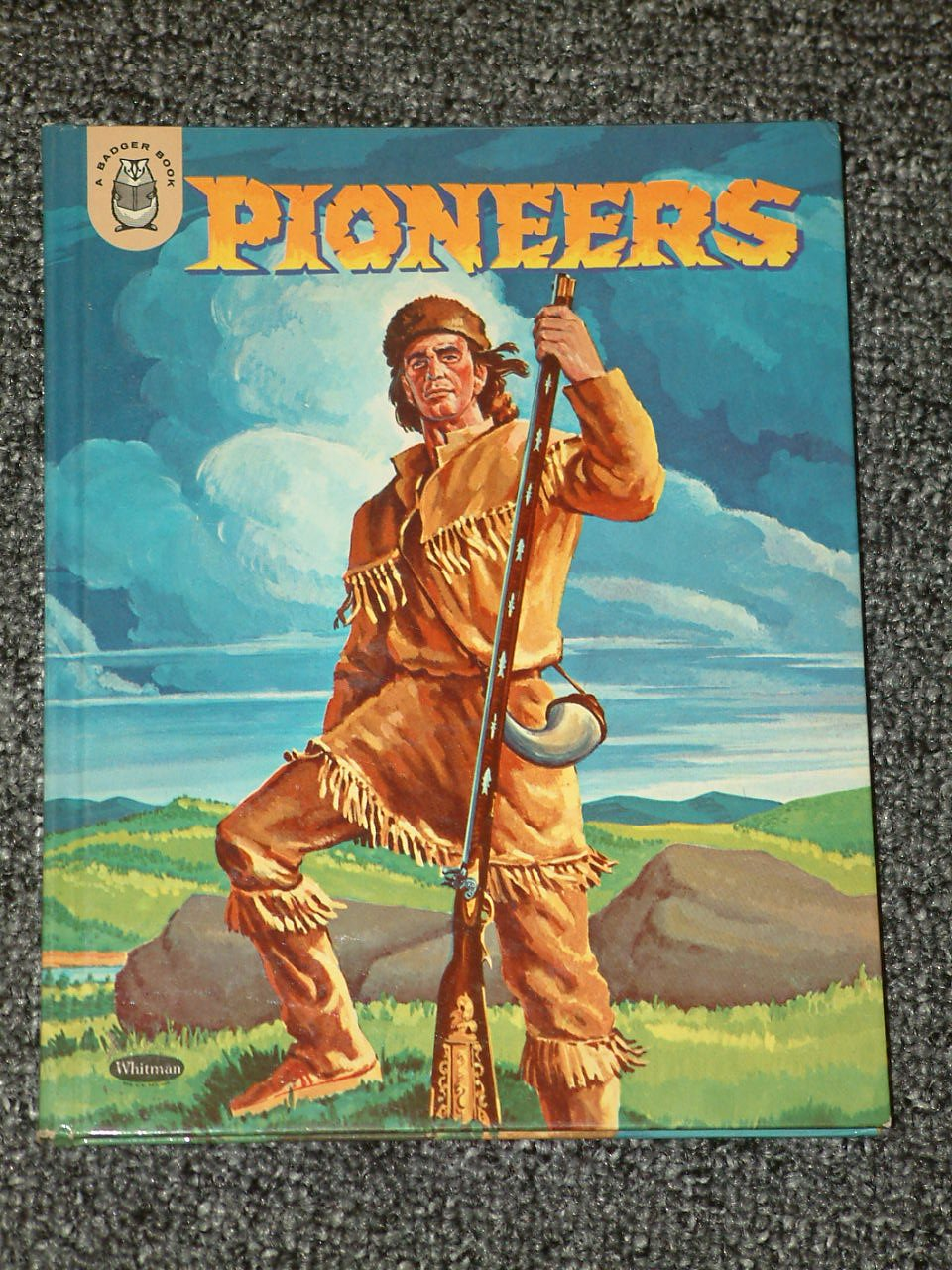 Pioneers by Robin King 1959