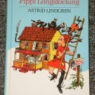 Pippi Longstocking by Astrid Lindgren HB