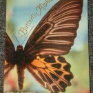 The Butterfly Alphabet by Kjell B. Sandved HB DJ