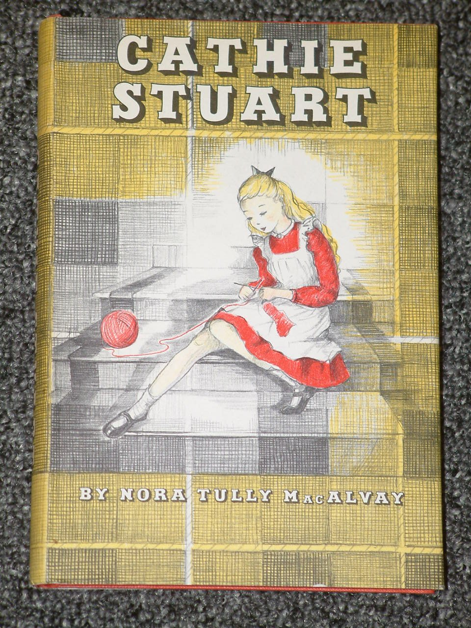Cathie Stuart by Nora Tuly MacAlvay 1958