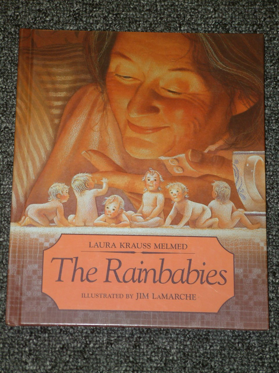 The Rainbabies by Laura Krauss Melmed and Jim LaMarche