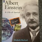 Albert Einstein A Life of Genius by Elizabeth MacLeod