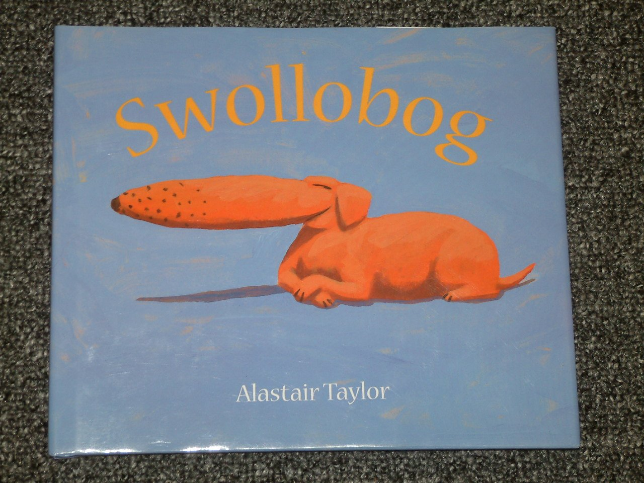 Swollobog by Alastair Taylor 2001 HB DJ
