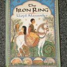 The Iron Ring by Lloyd Alexander HB DJ First 1st