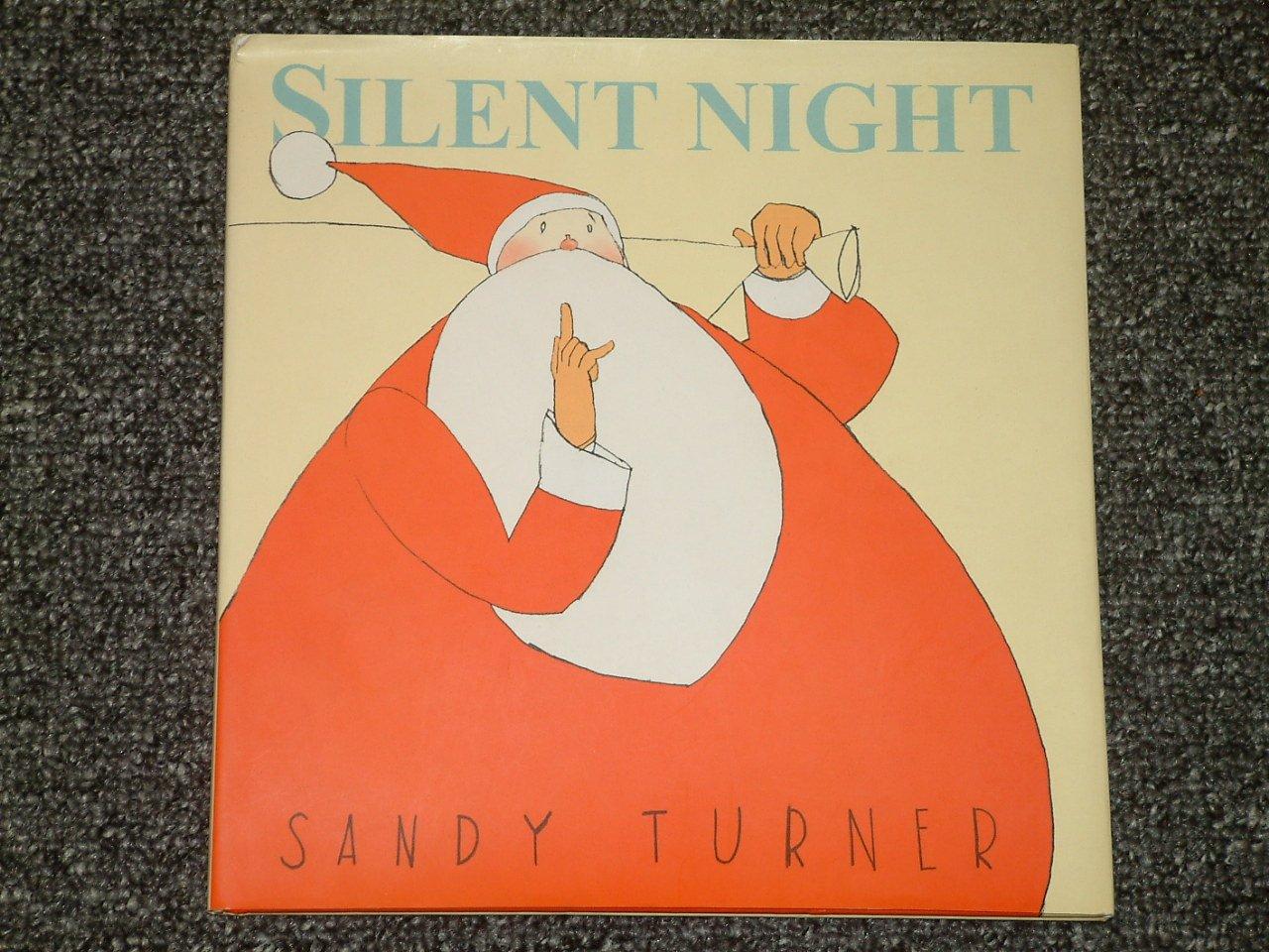 Silent Night by Sandy Turner HB DJ 2001