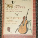 Little Peewee by Dorthy Kunhardt, Sylvester by Adelaide Holl