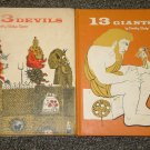 13 Giants and 13 Devils by Dorothy Gladys Spicer 1966 1967