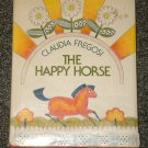 The Happy Horse by Claudia Fregosi 1977