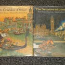 The Gondolier of Venice and The Detective of London by Robert Kraus