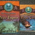 The Wave Walkers Pirate Curse and Pirate Emperor by Kai Meyer