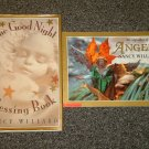 An Alphabet of Angels and The Good Night Blessing Book by Nancy Willard