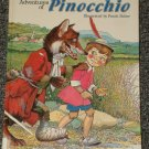 The Adventures of Pinocchio illustrated by Frank Baber