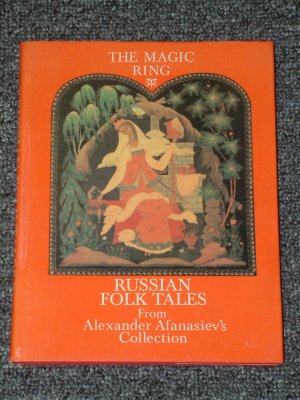 Russian Folk Tales from Alexander Afanasiev's Collection HB DJ