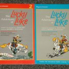 The Adventures of Lucky Luke 1 and 2 scarce titles
