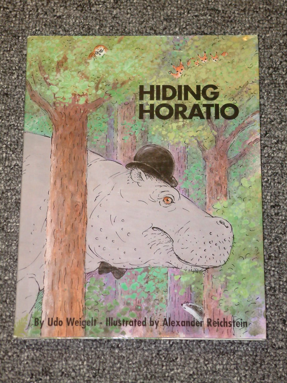 Hiding Horatio by Udo Weigelt HB DJ 1999 hippo
