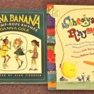 Anna Banana 101 Jump Rope Rhymes and Schoolyard Rhymes