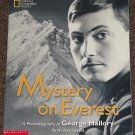 Mystery on Everest A Photobiography of George Mallory