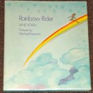 Rainbow Rider by Jane Yolen and Michael Foreman 1974 HB DJ