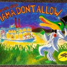 Mama Don't Allow by Thacher Hurd Reading Rainbow Book