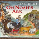 On Noah's Ark by Jan Brett HB DJ
