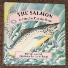 The Salmon A Circular Pop-Up Book by David Hawcock 1995