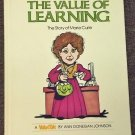 ValueTales The Value of Learning The Story of Marie Curie