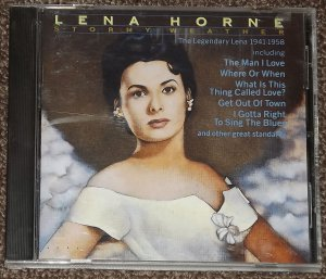 Lena Horne Stormy Weather CD