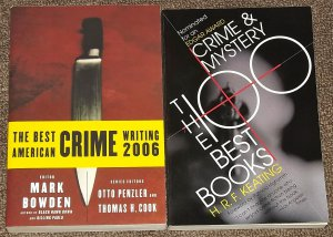 Crime & Mystery The 100 Best Books, Best American Crime Writing 2006