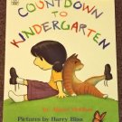 Countdown to Kindergarten by Alison McGhee and Harry Bliss