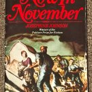 Now in November by Josephine Johnson Pulitzer Prize for Fiction