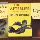 3 by John Updike rabbit, run, the centaur, The Afterlife and other stories
