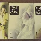 Time and Again by JiUn Yun Manga books 4, 5 and 6