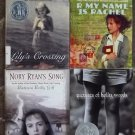 4 by Patricia Reilly Giff Lily's Crossing, pictures of hollis woods, Nory Ryan's Song