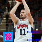 KEVIN LOVE 2012 TEAM USA BASKETBALL OLYMPIC CARD