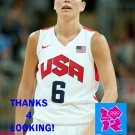 SUE BIRD 2012 TEAM USA BASKETBALL OLYMPIC CARD