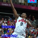 ASJHA JONES 2012 TEAM USA BASKETBALL OLYMPIC CARD