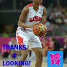 ANGEL McCOUGHTRY 2012 TEAM USA BASKETBALL OLYMPIC CARD