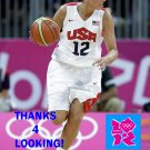 DIANA TAURASI 2012 TEAM USA BASKETBALL OLYMPIC CARD