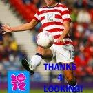 LAUREN CHENEY 2012 TEAM USA OLYMPIC SOCCER CARD