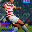 CHRISTIE RAMPONE 2012 TEAM USA OLYMPIC SOCCER CARD