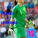 HOPE SOLO 2012 TEAM USA OLYMPIC SOCCER CARD