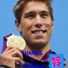 MATTHEW GREVERS 2012 TEAM USA OLYMPIC CARD *** GOLD MEDAL WINNER!***