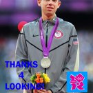 GALEN RUPP 2012 TEAM USA OLYMPIC CARD *** SILVER MEDAL WINNER!***